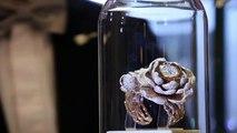 Nouveau record pour le nombre de diamants sur une montre