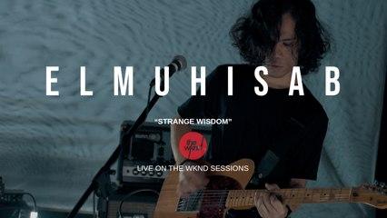 Elmu Hisab - Strange Wisdom - Live