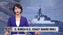 U.S. Coast Guard's Bertholf deployed in Jeju this week for joint drill
