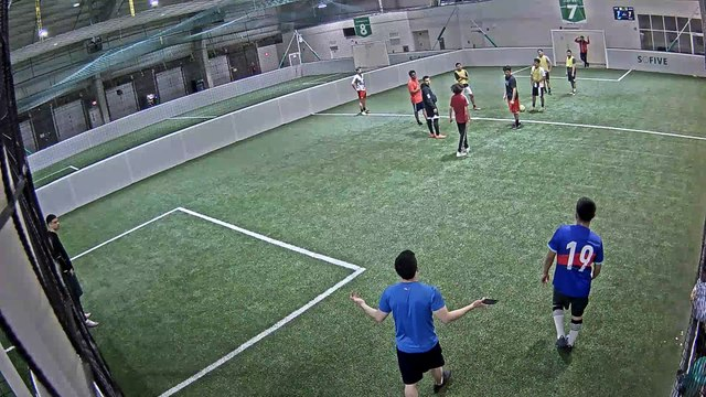 03/25/2019 00:00:01 - Sofive Soccer Centers Rockville - Camp Nou