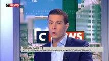 Jordan Bardella : « il faut une réponse politique » aux gilets jaunes
