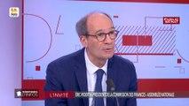 Retraites : le gouvernement « est capable de faire une réforme a minima », craint Éric Woerth