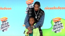 Tyga 2019 Kids' Choice Awards Orange Carpet