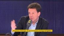 """Contrats courts : taxer les entreprises qui abusent """"n'est pas la bonne solution"""" (Geoffroy Roux de Bézieux, Medef)"""