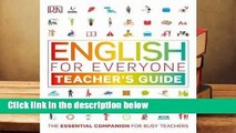 Best product  English for Everyone Teacher's Guide - DK Publishing