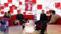 Gad Elmaleh raconte la pression qu'il a eu la première fois où Michel Drucker est venu assister à son one man show