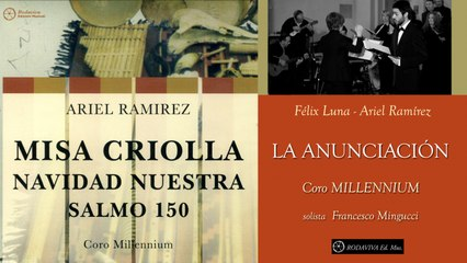 Coro Millennium - LA ANUNCIACIÓN