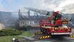 L'entreprise d'insertion Anais ravagée par les flammes