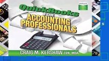 Library  QuickBooks for Accounting Professionals (QuickBooks How to Guides for Professionals) -