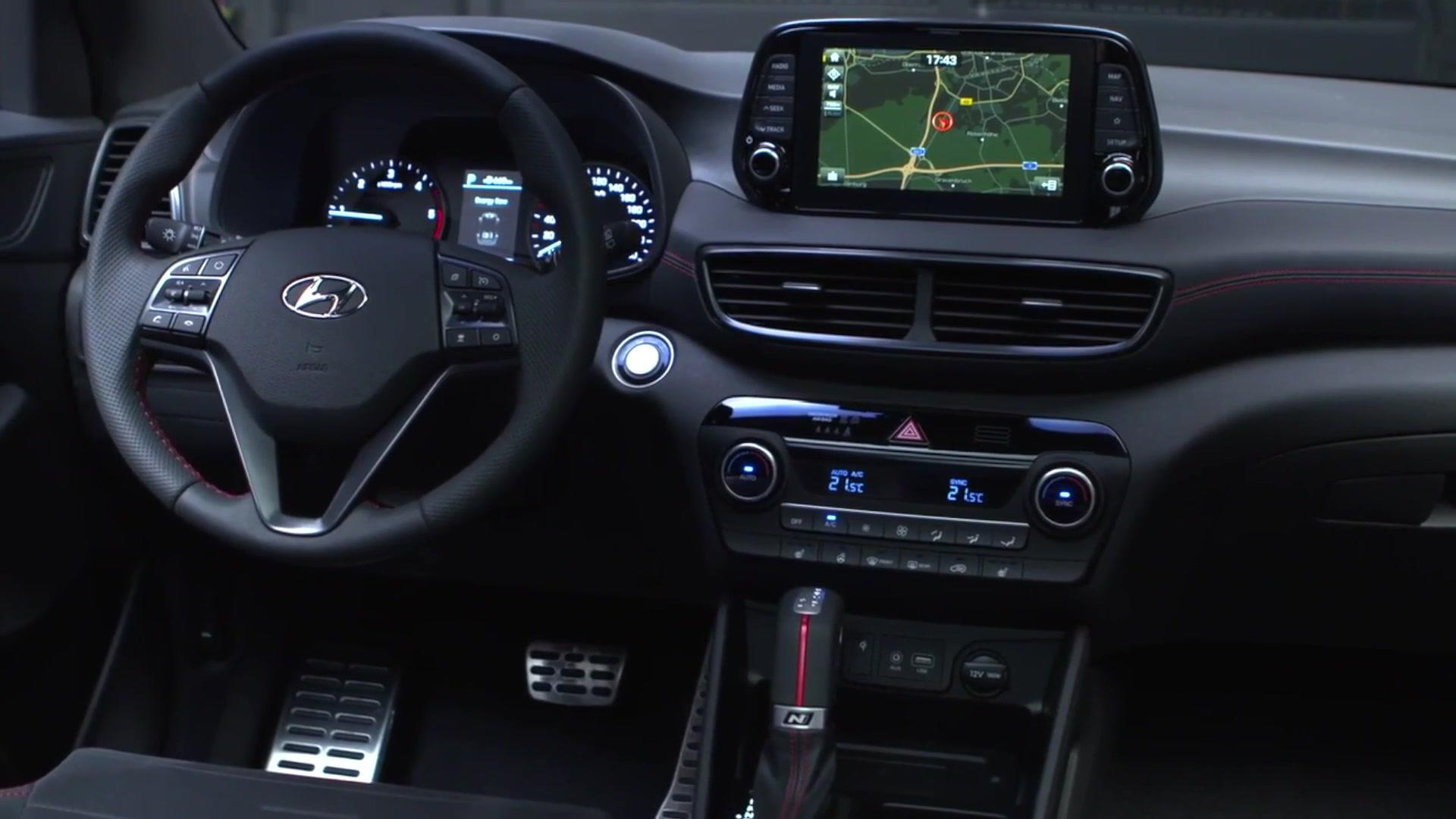 N-Thusiasten können jetzt auch SUV fahren – Hyundai Motor bietet ab sofort seinen kompakten SUV Tucson als N Line an