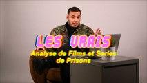 Ex-taulard, Soso Maness analyse des séries/films sur la prison (Prison Break, OITNB, Les Évadés)