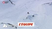 Les meilleurs moments de l'Xtreme de Verbier - Adrénaline - Snowboard freeride (H)