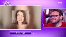 Benoît reçoit un message d'Elodie Frégé lors de l'émission des 12 Coups de midi dimanche 25 mars sur TF1