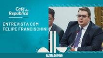 Entrevista com Felipe Francischini, presidente da CCJ da Câmara dos Deputados