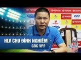 HỌP BÁO SAU TRẬN HÀ NỘI T&T VS QNK QUẢNG NAM  - CÚP QG 2016