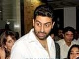 No paternity leave for Abhishek