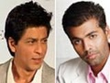 SRK calls KJo and Aditya Chopra 'lallus'