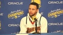 Postgame Warriors Talk: Stephen Curry - 3/24/19