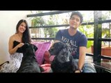 Heavy Petting: Shweta Gulati couldn't be happier with her pet dogs