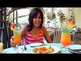 Bizarre foods: Predator on platter in Mauritius