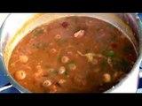 Watch recipe: Chikhali Style Dal Gosht