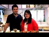 Foodies unite! Chef Kunal Kapur along with Amrita Kaur spread the food magic