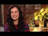Ambika Anand Gets Up Close And Personal With Dia Mirza