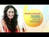 Making of the Kingfisher Calendar 2019: Shubra's Fitness Mantra!