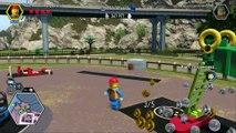 LEGO City Undercover прохождение часть 35 — Черри Три Хиллс на 100% часть 1 {PS4}