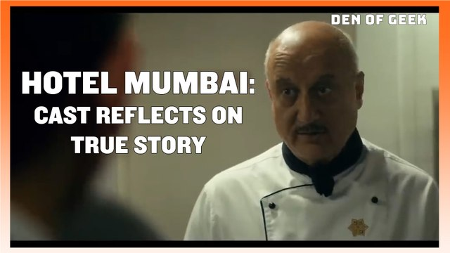Hotel Mumbai - The Cast Comments on the True Story