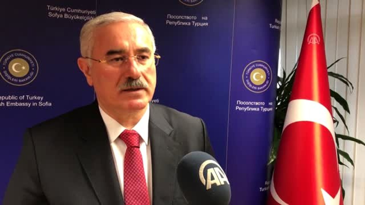 Yargıtay Cumhuriyet Başsavcısı Akarca Bulgaristan'da - Sofya - Dailymotion  Video