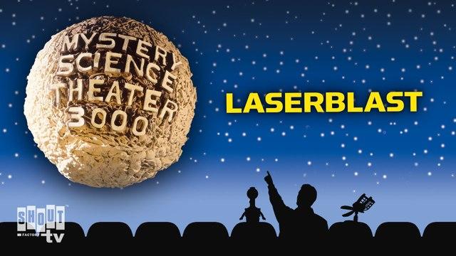 MST3K: Laserblast