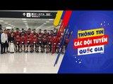 ĐT U17 Việt Nam sang Nhật Bản tham dự giải bóng đá Jenesys 2018 | VFF Channel