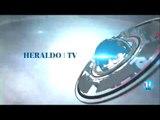 Heraldo Noticias con Alejandro Cacho y Alma Saint Martín. Emsión 24 de Octubre