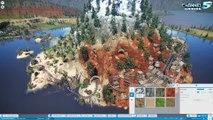 Planet Coaster: Trek - Biome Island! Coaster Spotlight 615 #PlanetCoaster