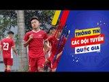 U19 Việt Nam chuyển nơi đóng quân, chia tay 2 cầu thủ trước giờ G | VFF Channel
