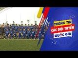 Văn Quyết tạm thay Xuân Trường làm đội trưởng U23 Việt Nam | VFF Channel
