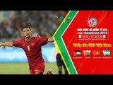 Công Phượng đi bóng khéo léo, Anh Đức ghi bàn gỡ hòa cho U23 Việt Nam   VFF Channel