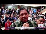 Cierran escuelas por extorsión a maestros | Noticias con Yuriria Sierra