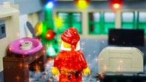 LEGO Batman STOP MOTION w/ Lego Batman Birthday Celebration And Joker | LEGO Batman | By LEGO Worlds