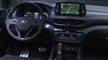 New Hyundai Tucson with N Line treatment Interior Design