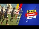 U23 Thái Lan làm quen sân Mỹ Đình, sẵn sàng đại chiến với Indonesia   VFF Channel