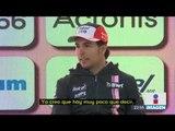 'Checo' Pérez confía en que López Obrador no cancelará el GP de #México   Noticias con Ciro
