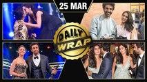 Alia Proposes Ranbir, Ranveer Deepika Filmfare Kiss, Ranbir Katrina Reunite | Top 10 News