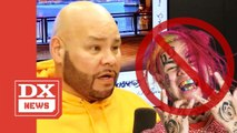 Fat Joe Would Rather DIE Than Take A Photo With Tekashi 6ix9ine