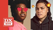 Young M.A Reacts To Kodak Black Saying He Wants To Sleep With Her