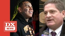 Tekashi 6ix9ine's Attorney Lance Lazzaro Back On His Racketeering Case