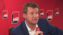 """Yannick Jadot, tête de liste EELV aux européennes : """"Un bulletin socialiste dans l'urne le 26 mai, et vous aurez un candidat qui est pour le glyphosate, les accords de libre-échange, le dumping fiscal"""""""