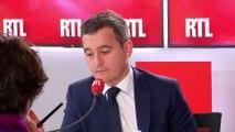 Gérald Darmanin, invité de RTL