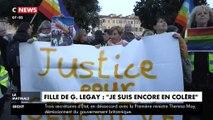 La fille de Geneviève Legay encore très en colère contre les forces de l'ordre, elle témoigne sur Cnews - Vidéo